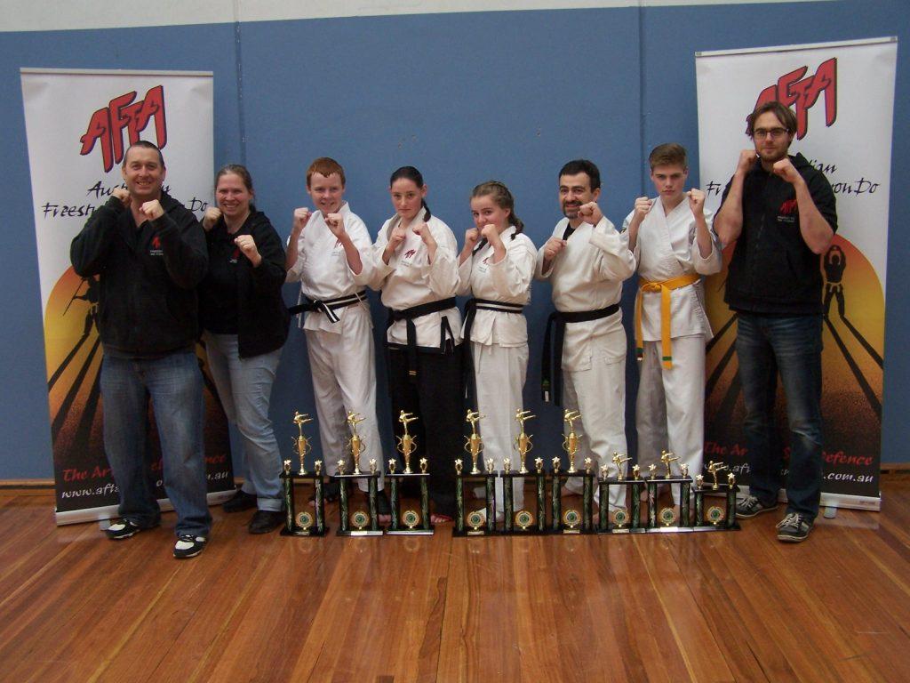 Photo Gallery AFTA tournament team