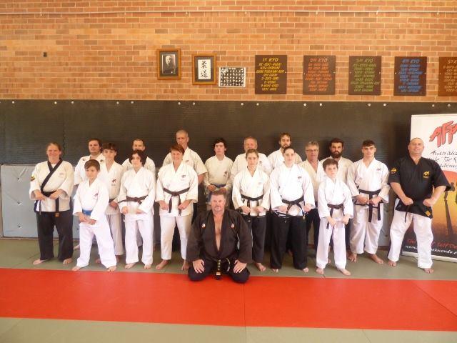 Photo Gallery Lion Ju Jutsu seminar