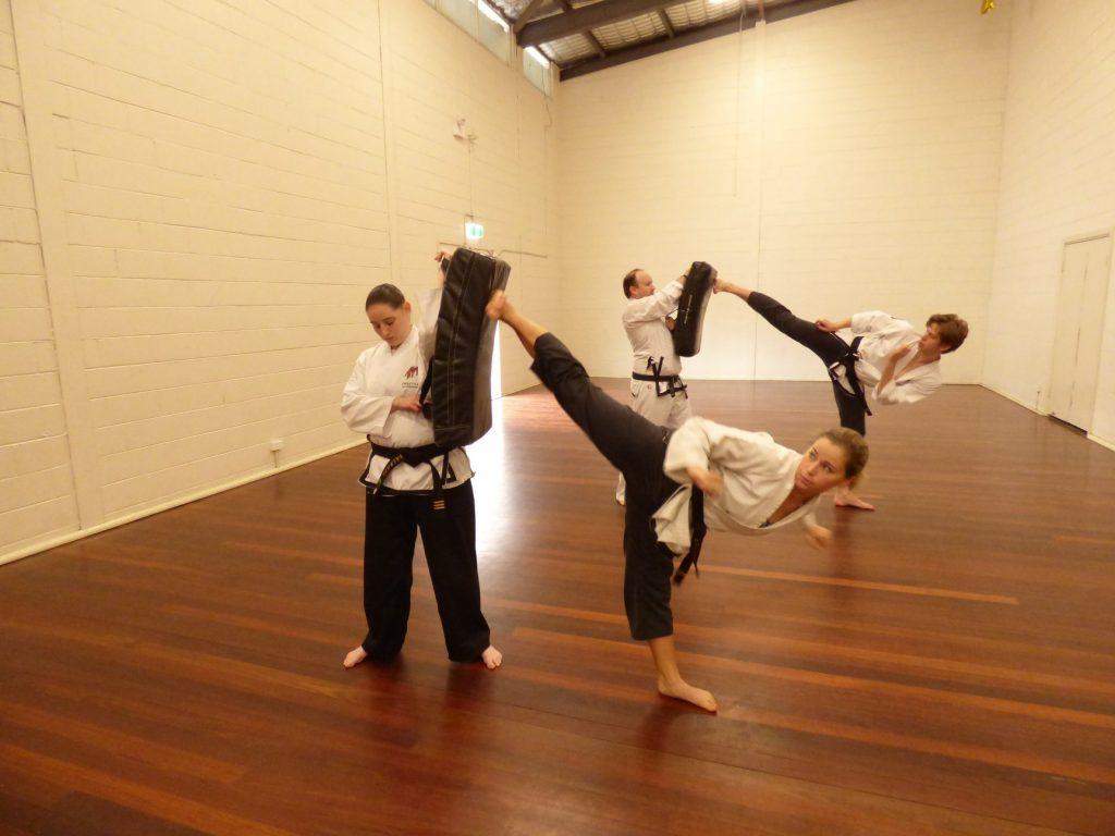 Photo Gallery Senior Grade training