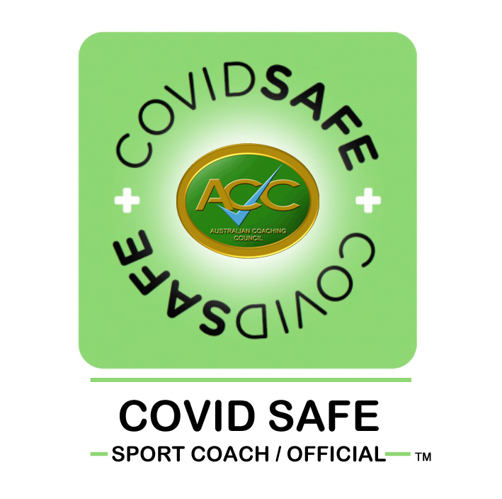 Drew Scheidl COVIDsafe Sport Coach
