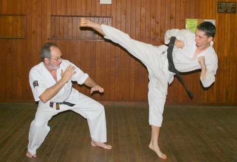 Master Instructor John Callegari