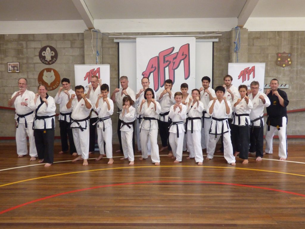 About Us - AFTA Blackbelts