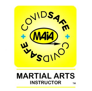 Kelly Taylor COVIDsafe Martial Arts Instructor